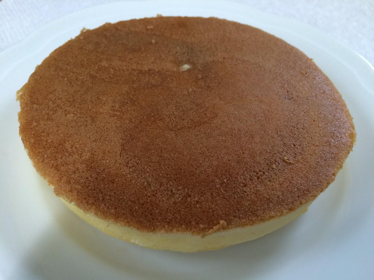 パン・・・ではなく「ホットケーキ」