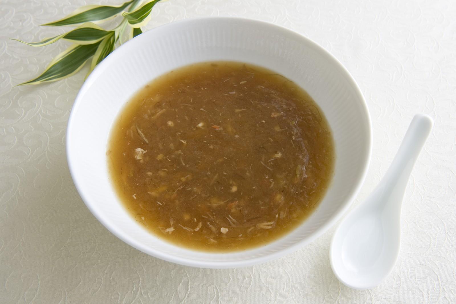 スープ命!ふかひれスープ