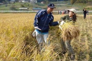 ギョーザで東北の農業復興支援