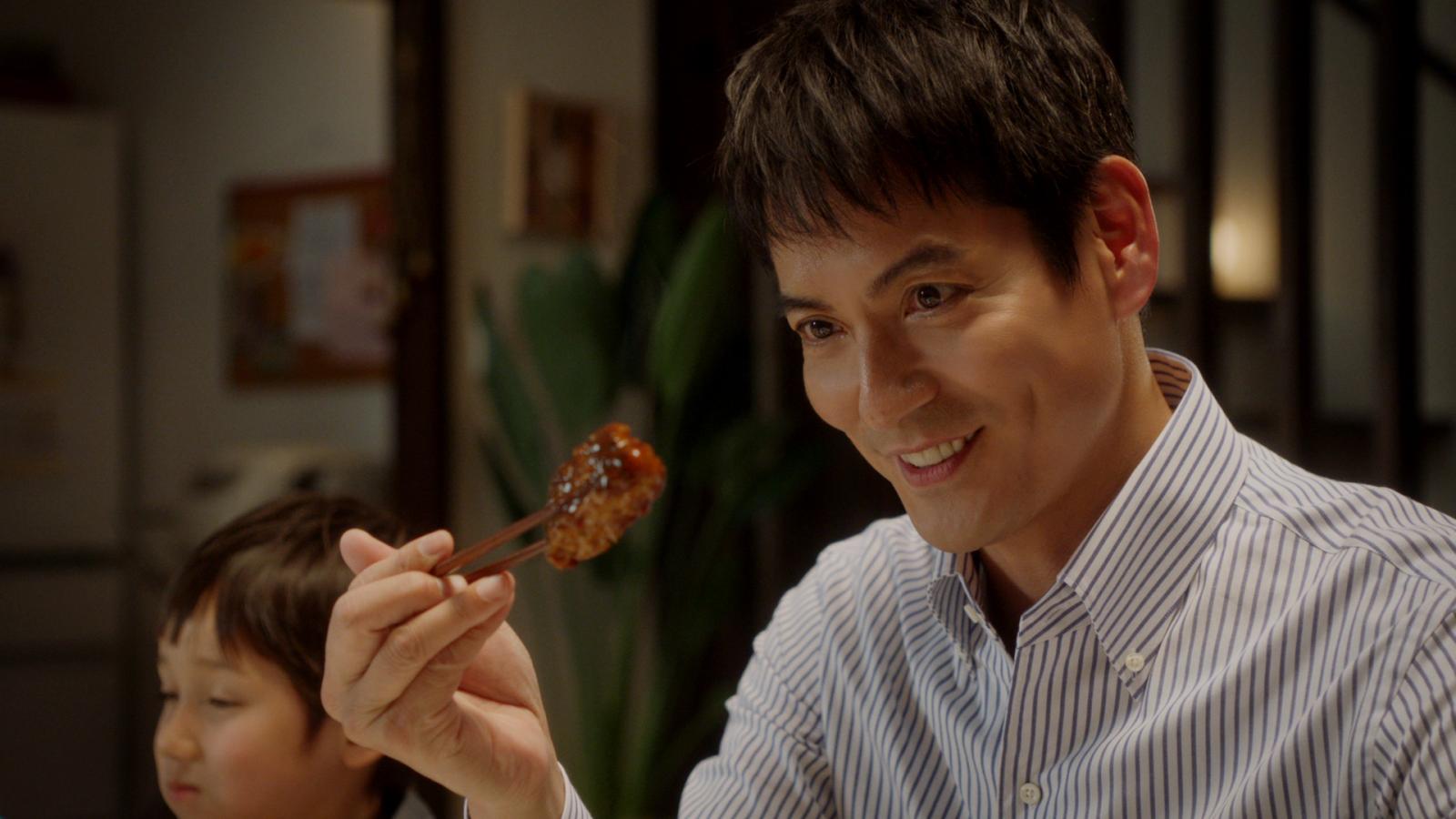 沢村一樹さんが「知ってもらいたい」冷凍食品(動画もどうぞ)
