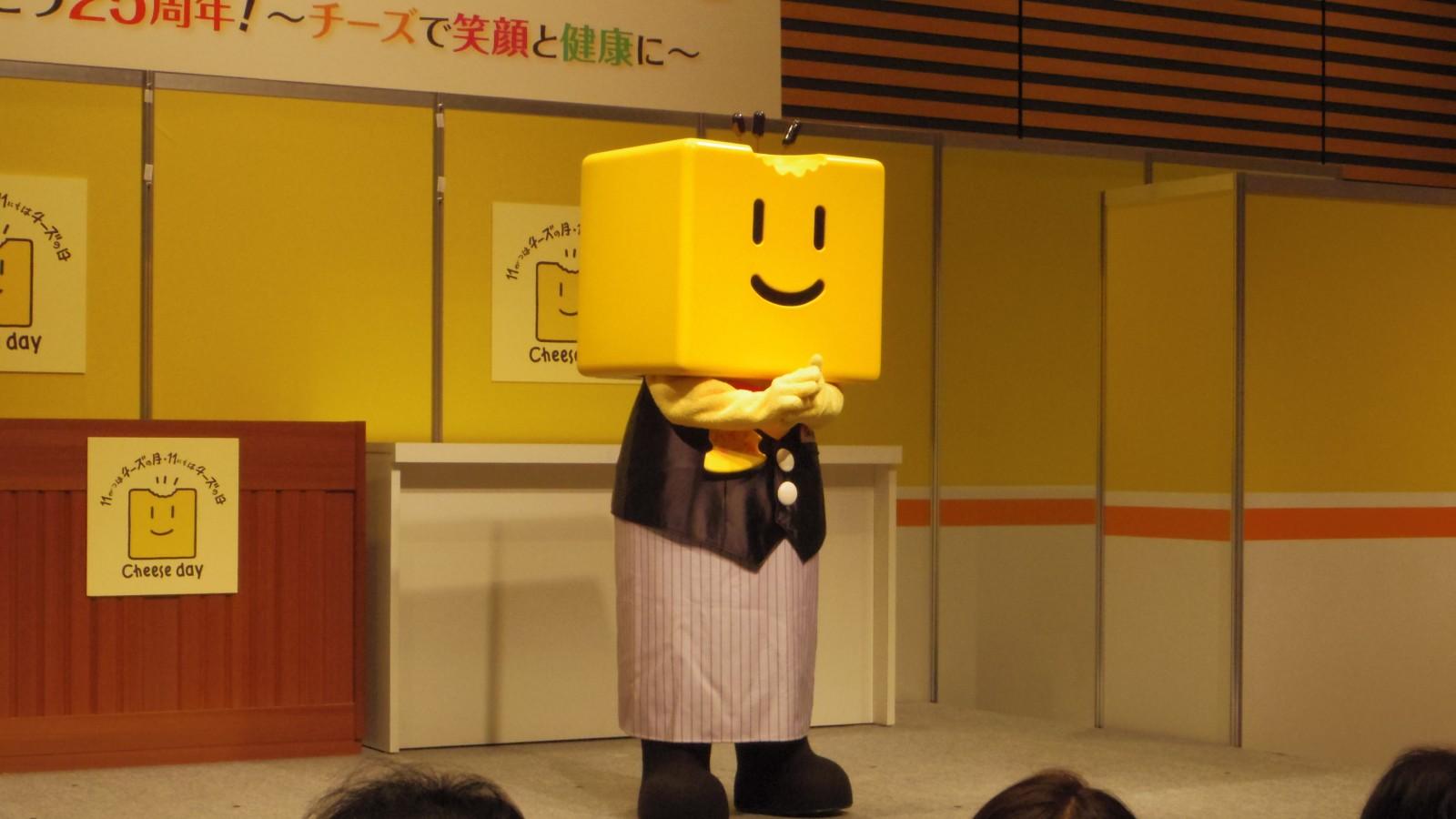 11月11日「チーズの日」、東京・恵比寿で2日間の「チーズフェスタ」。25周年です