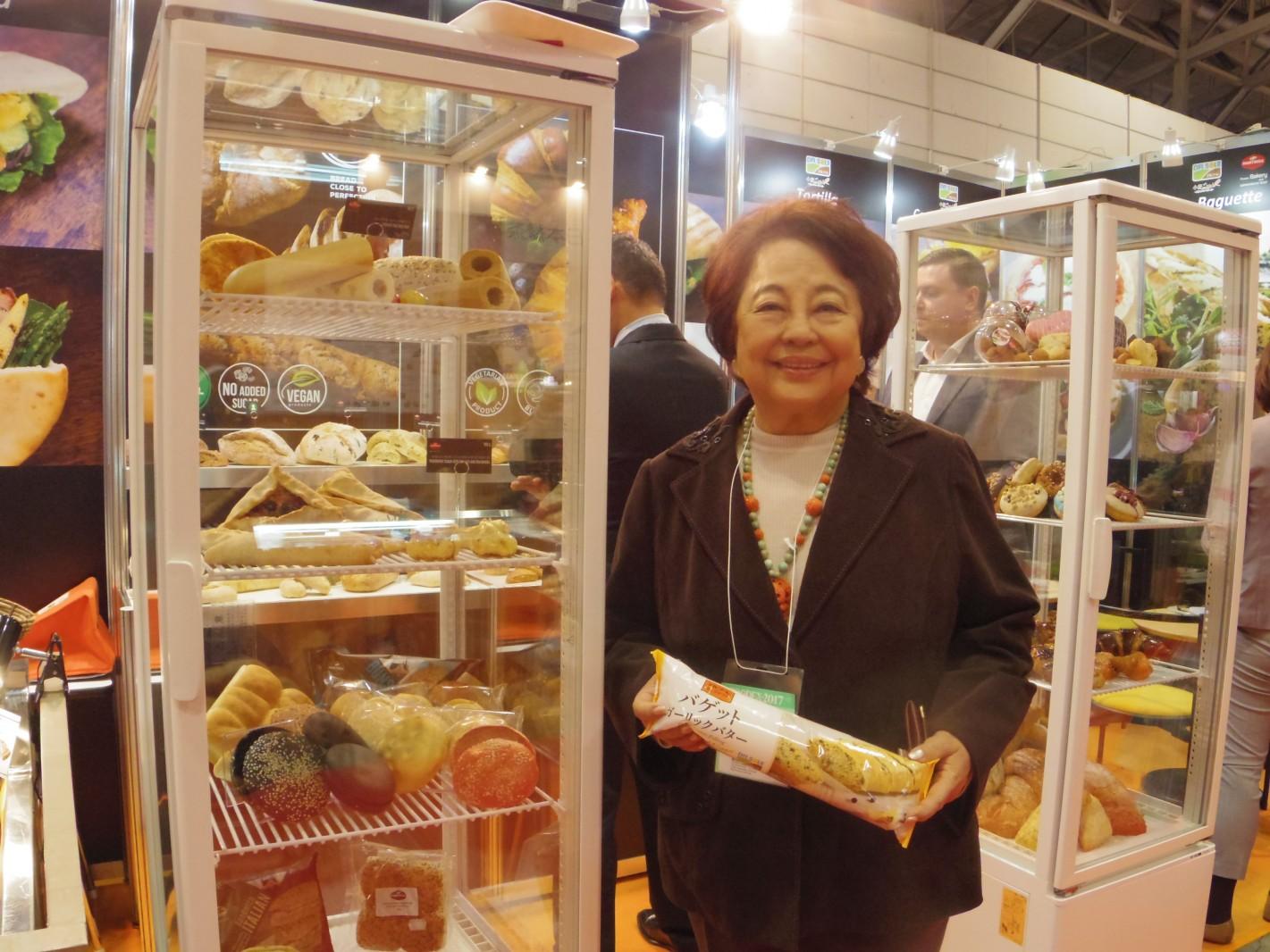 JCコムサ新提案、リトアニア・マンティンガ社の多彩な焼成済み冷凍パン