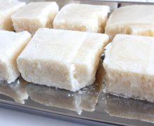 豆腐は冷凍で食感チェンジ!