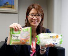 母親の思いを形にしたコープの離乳食冷凍食品、やはり大ヒット!開発担当者に会ってきました!!