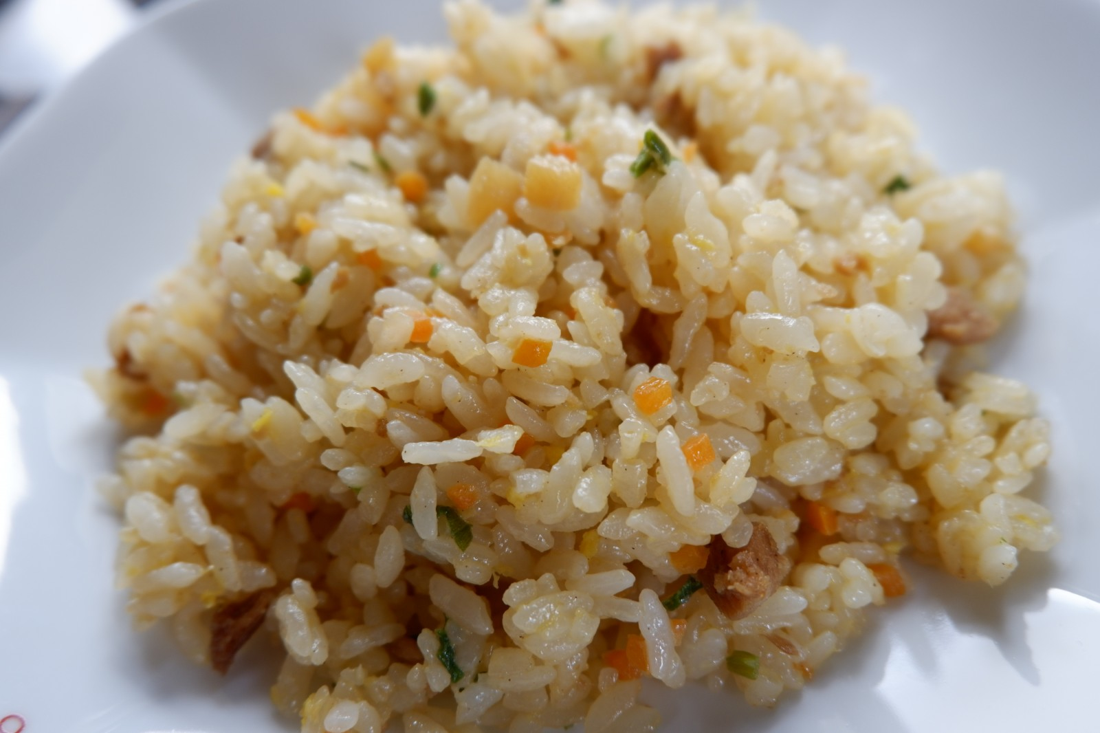 炒飯&餃子でコスパランチ=208円 ローソンセレクトって、、、