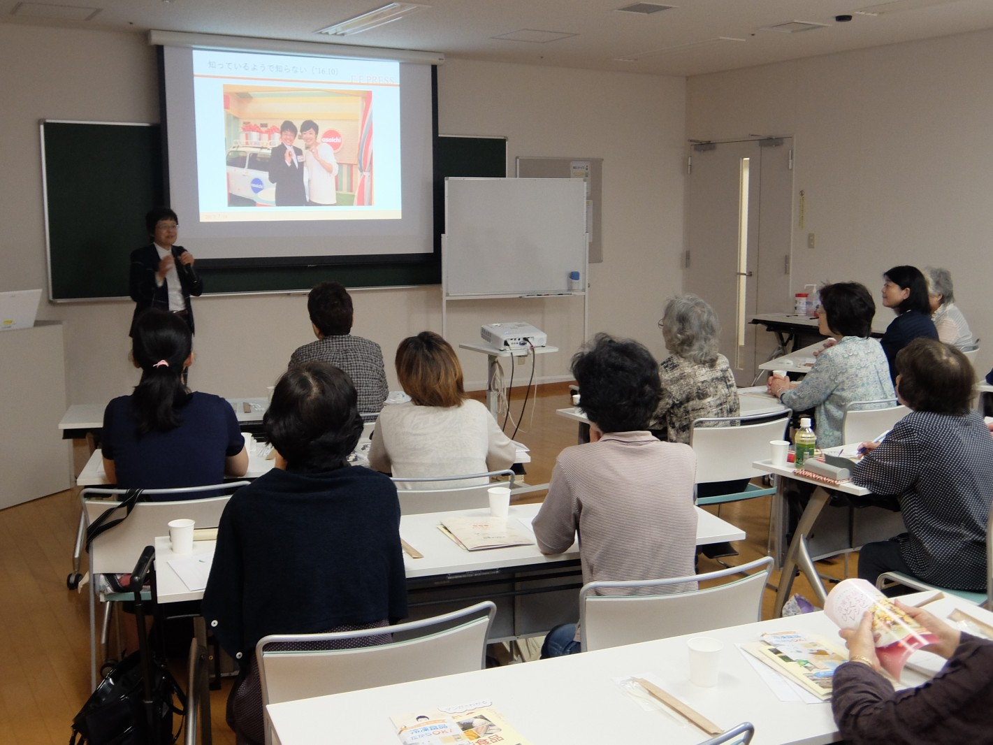 3月9日 神戸で!「あなたの知らない冷凍食品の世界」講座(NHK文化センター神戸教室)