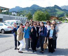 WF-NET スイスでチーズ工場、チョコレート工場見学