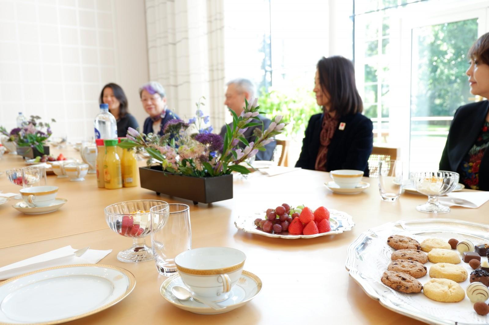 世界一幸せな国、デンマークで学ぶ「ヒュッゲ」なひととき(WF-NET)
