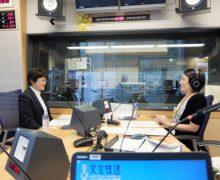 文化放送、玉川美沙さんに冷食ファンになって頂けたようです