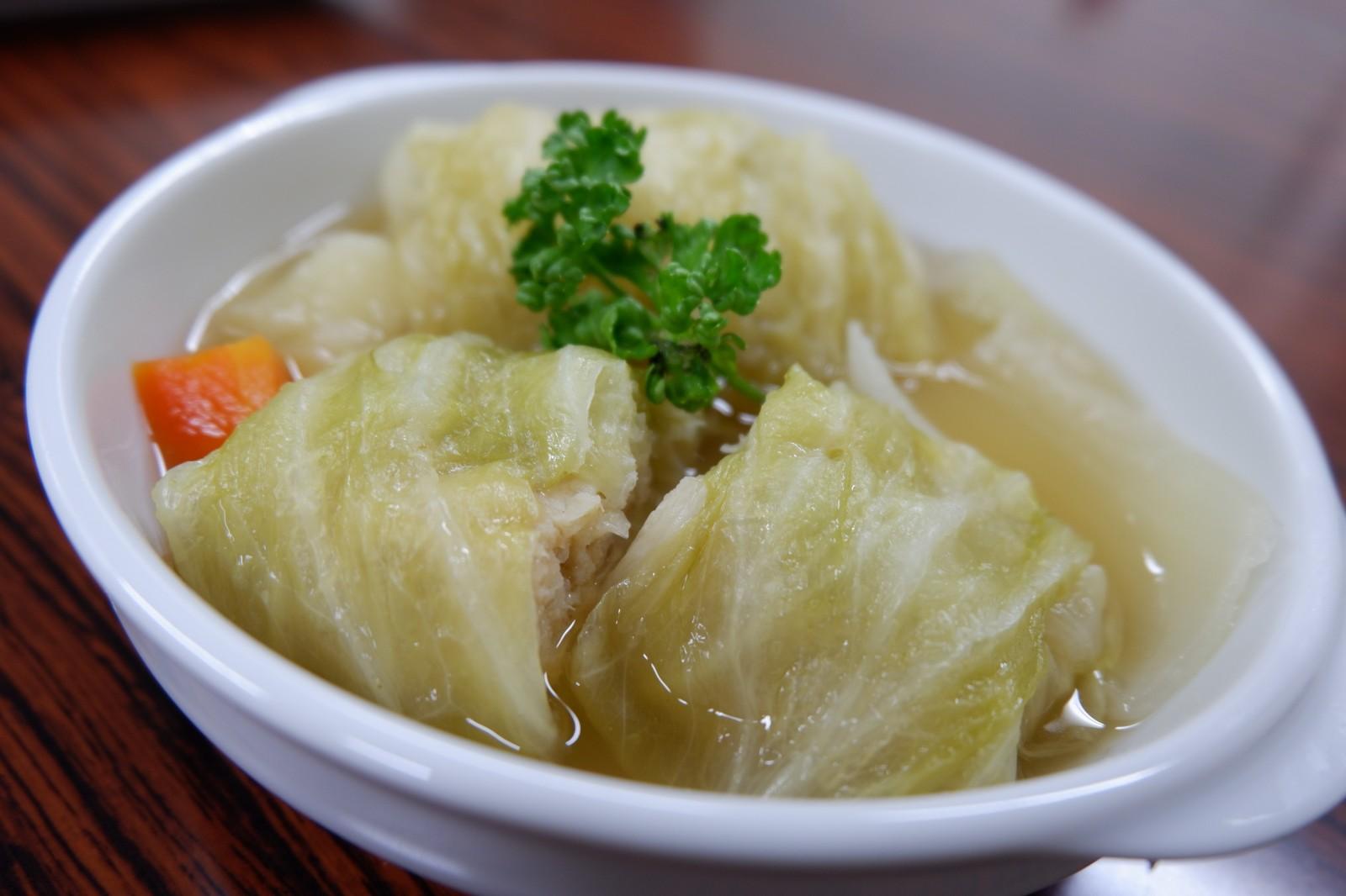 ありそうでなかった、家庭用冷凍食品の「ロールキャベツ」(米久)