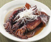イカの美味しさ丸ごと!三陸産イカ姿煮(小野食品)