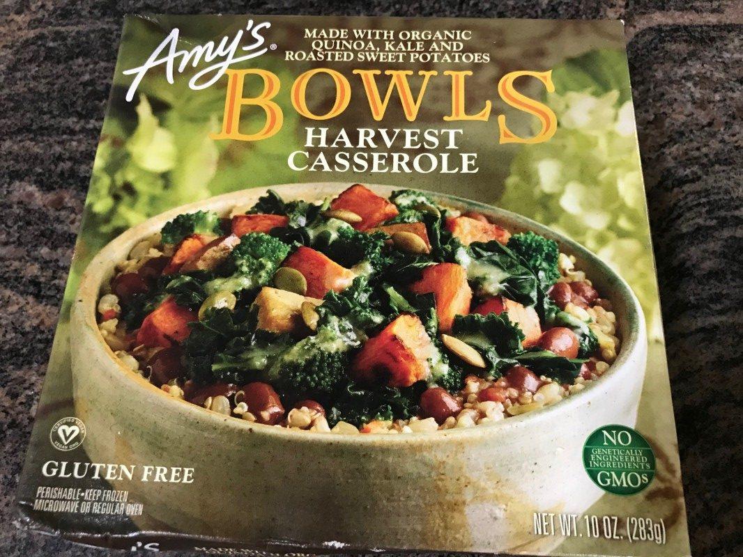 アメリカ Amy's kitchenブランド冷凍食品~BOWLS