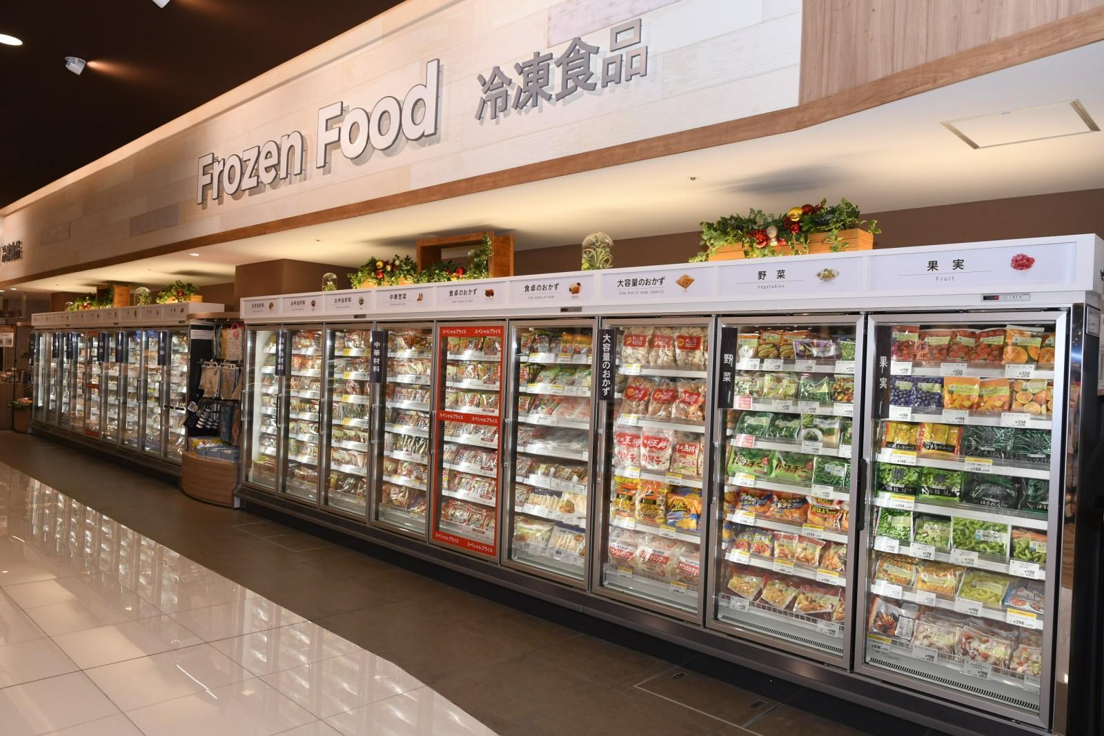 冷凍食品は第5番目のFRESH(生鮮)に! ヨーカドー赤池店の挑戦から量販店売場の近未来を描く