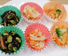 ニッスイ『自然解凍でおいしい!』、秋の新商品はサラダアソート