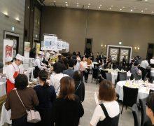 冷凍食品試食会in高知、約250人に18メーカー・43品!!テレビ3局が取材報道しました