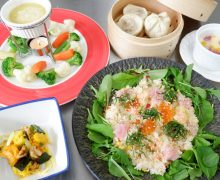 「魔法の食卓ができます」 間野実花先生の冷凍食品アレンジ術講座