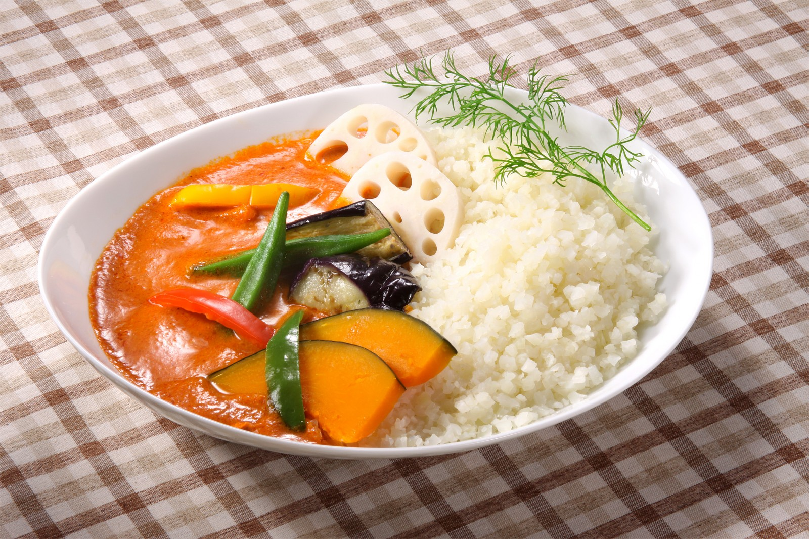 冷凍野菜「カリフラ」活用のカリフラワーライスレシピ(ライフフーズ)