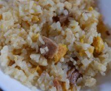 炒飯のようで炒飯にあらずの「カリフラ炒飯」 宴会シーズンのダイエットランチ