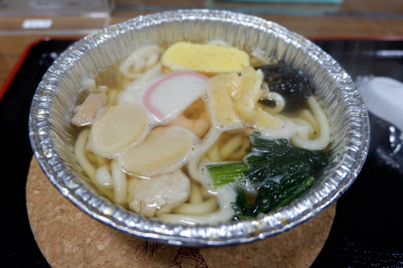 雪降る東京であちち、、、キンレイ「鍋焼うどん」試食会&キンレイ心染寄席