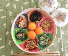 自然解凍で楽ちん!5分で完成!和惣菜のお弁当