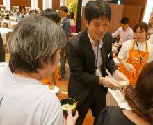 冷凍食品で和む、令和の旭食品「冷凍食品新商品試食会」大阪会場に250人