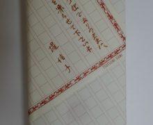 包み紙マニア 堤信子さんから頂いた『TSUTSUMI GAMI』 なんと!販売しているんですね!!