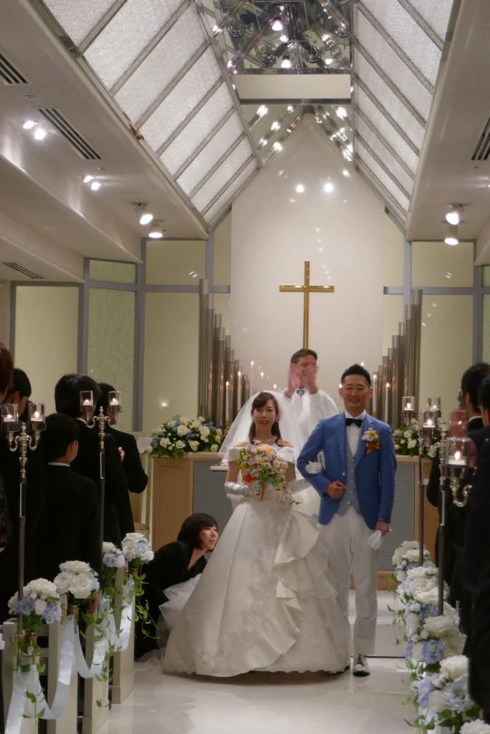 フローズンワールド♡「冷凍王子」西川剛史さんの結婚式・披露宴ご報告です