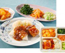 ニチレイフーズ、冷凍食品惣菜セット「気くばり御膳®やわらか」シリーズに新商品2品