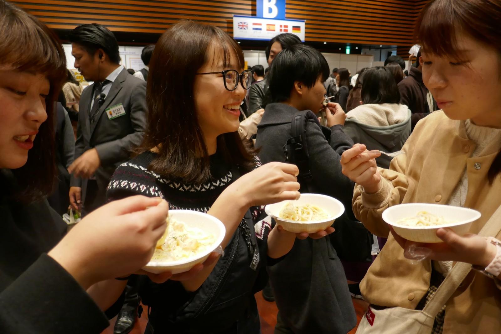 チーズフェスタ2019 冷凍パスタ×チーズメニュー大好評♡チーズの消費は料理で伸びる~