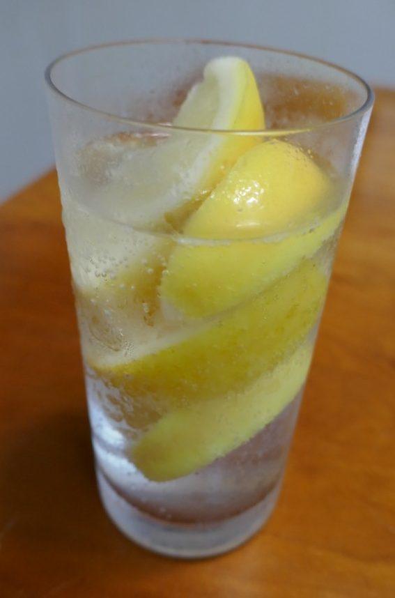 薄まらない!レモンハイ流行中~1/8くし切りレモン(ライフフーズ)