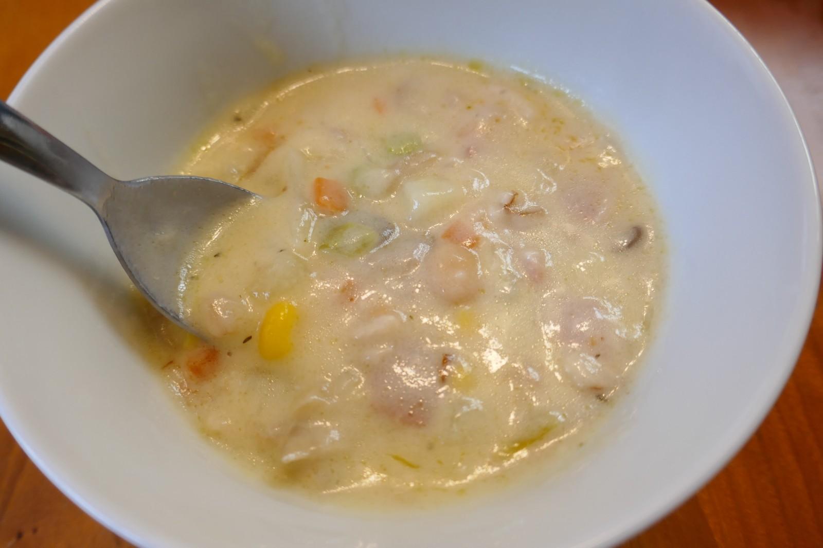 パンとスープが冷凍でいつでもOK♪ Pan&×レシピサイトmacaroni×RF1