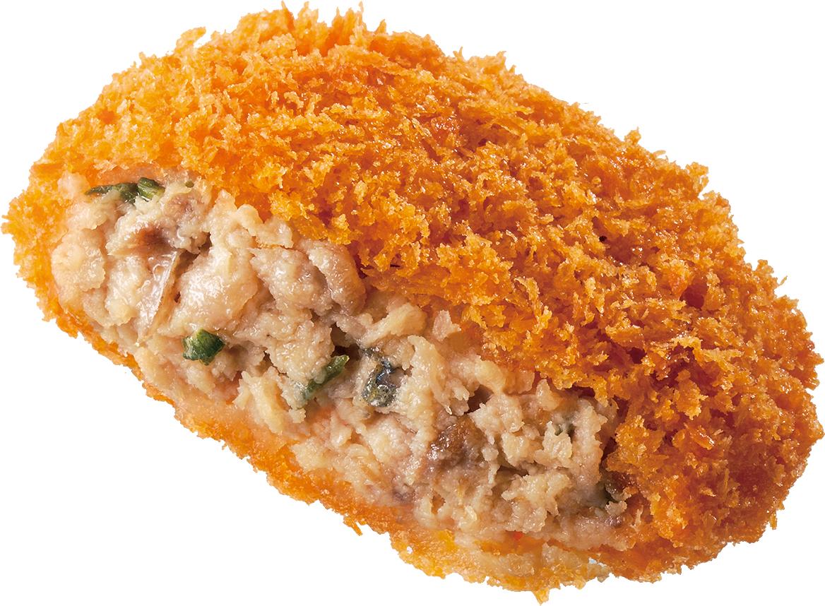 「三陸産さばメンチカツ」「三陸産サーモンメンチカツ」 自然解凍でもOK お魚を美味しく簡単に摂ろう(極洋)