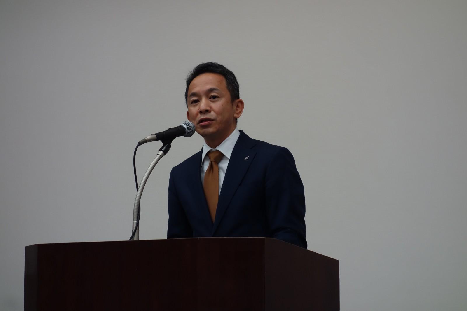 冷凍食品100周年の今年、冷食協第9代目新会長にニチレイ大櫛顕也社長が就任