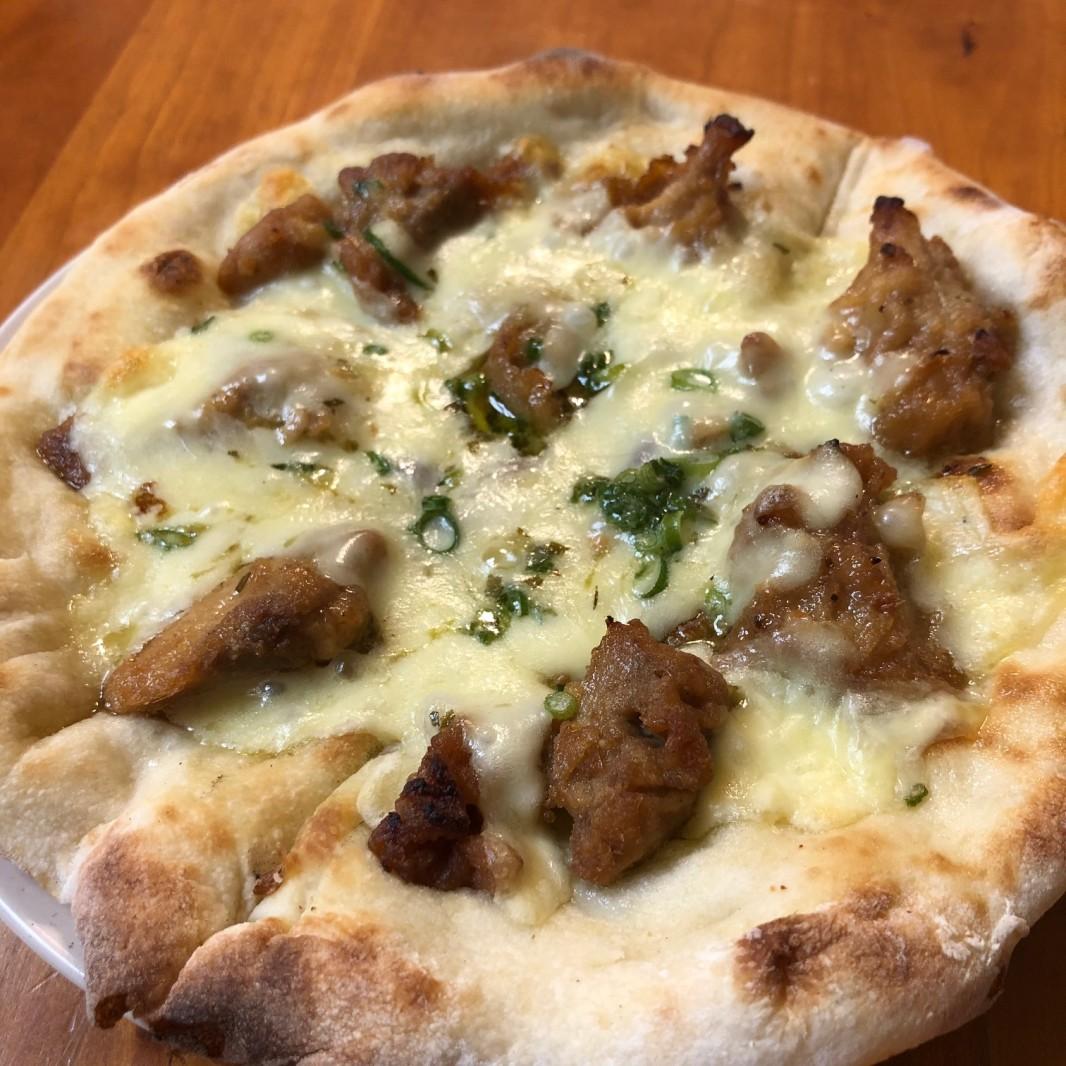 数量限定の美味♡ 宮崎から恵屋「チキン南蛮ピザ」をいただきました