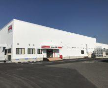 テーブルマークの製造グループ会社・光陽 の 新建屋が完成稼働