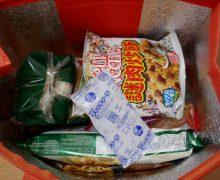 冷凍食品道場 入門編 【その9】 マイ・保冷バッグで買って帰り、冷凍庫に入っている冷凍食品は美味しいうちに♪食べましょう~