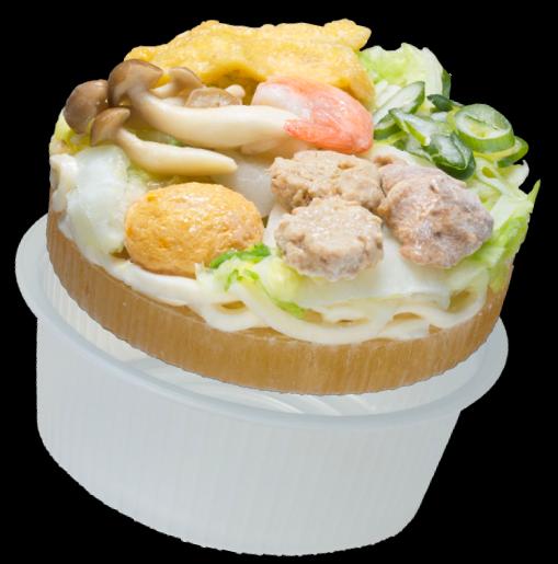 なべやき屋キンレイの2020年秋冬新商品は、鍋!! 「お水がいらない鍋」 寄せ鍋・旨辛味噌鍋 なんとレンジ調理にも対応~