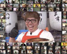 本日(10月10日)17時30分~「ギョーザステーション インターネット店」2日目!1日店長は、HIKAKIN&Masuo