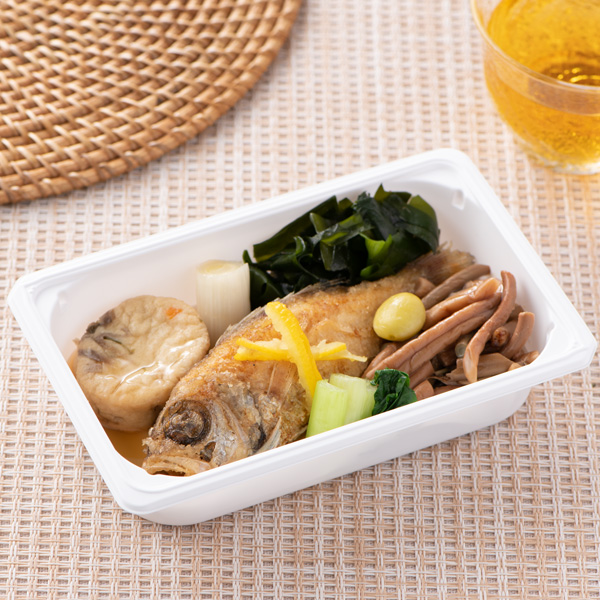 健康食宅配のファンデリーが「国産」と「旬」にこだわった冷凍食品の新事業を「冷食JAPAN」でPR