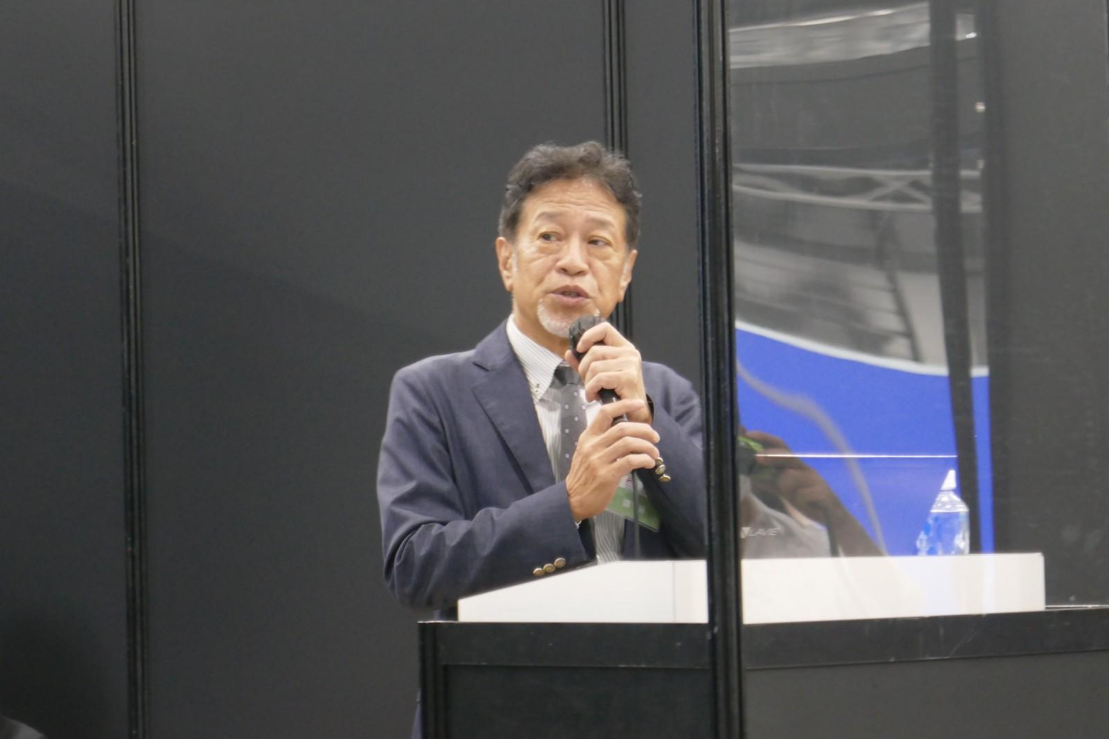 「冷食JAPAN」セミナー充実、未来予想(東京海洋大・鈴木教授)など活発な質疑応答も