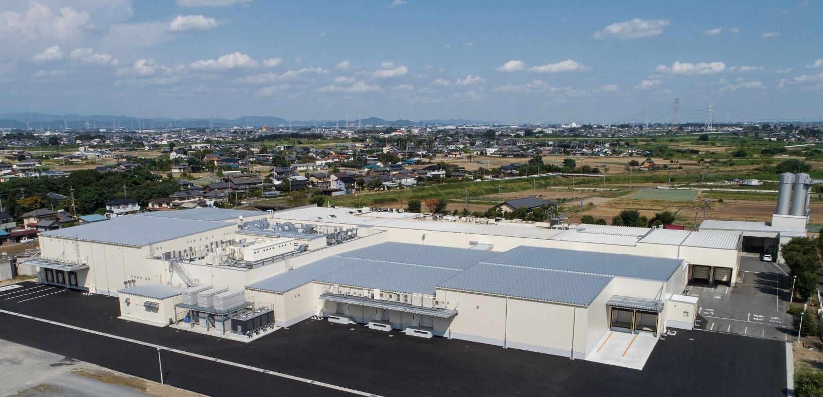 トレー入り食事セットの生産強化! ニップン冷食・伊勢崎工場 冷凍食品第2工場が竣工
