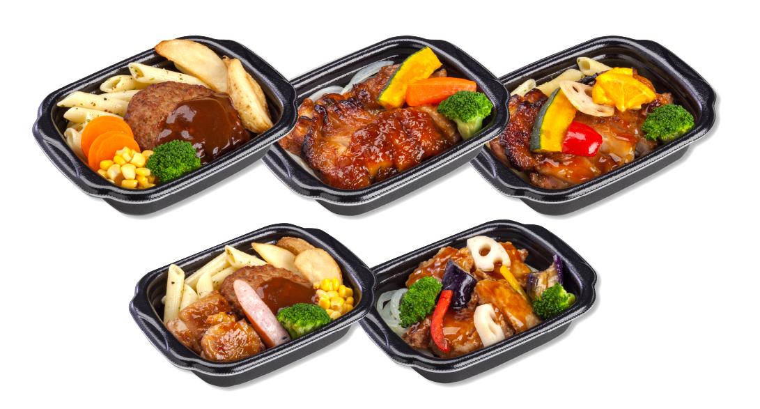 人気急上昇中 惣菜のプロが作った冷凍惣菜 阪急デリカアイ「ワンディッシュデリ」の人気メニューランキング