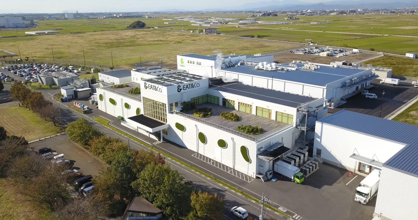 [大阪王将 羽根つき餃子」製造ライン増設 全工場で月間3600t製造可能に