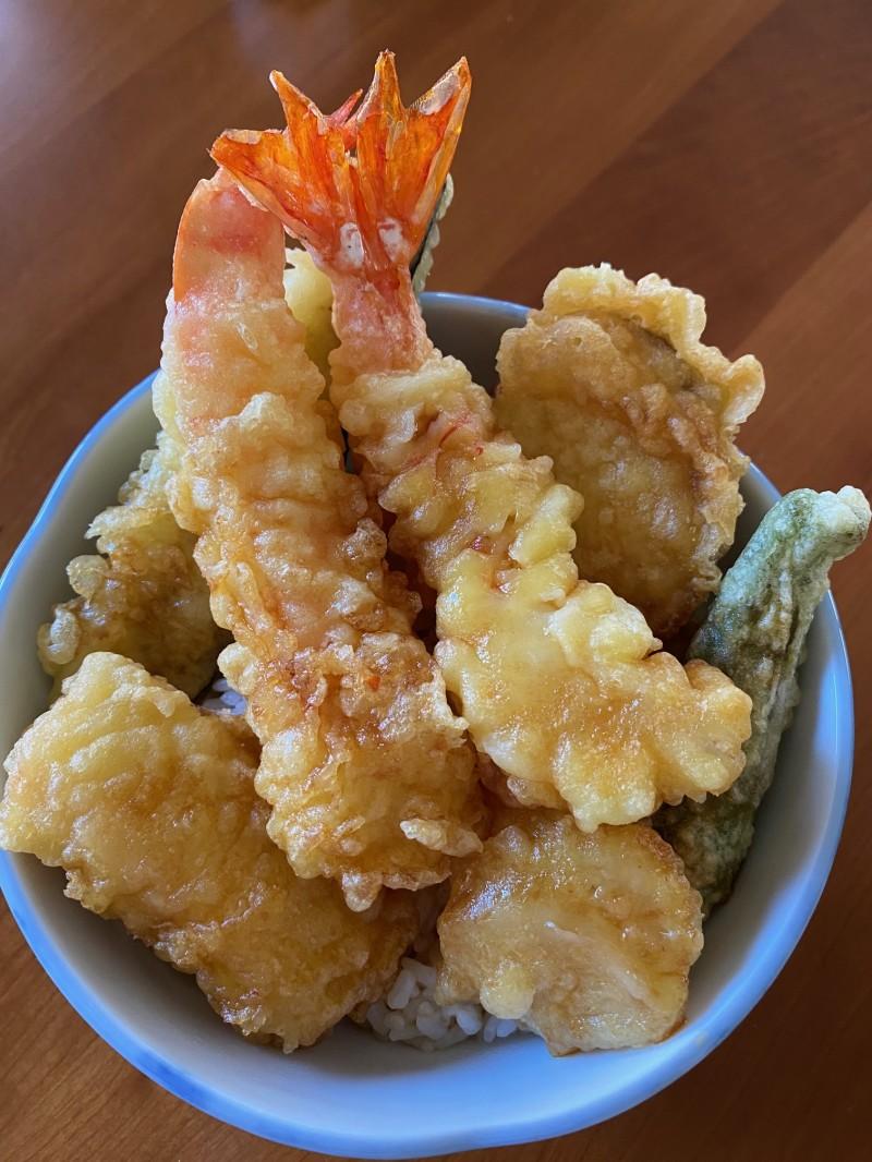 ゴージャスな天丼の具 新・香川フローズンギフト「HIMEJIRUSHI 特撰天丼 たまて箱」