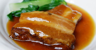 札幌パークホテルの冷凍ミールキット オランダ風車豚第2弾「オランダ風車豚のトンポーロウ(東坡肉)