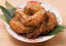 惣菜まつおか オンラインショップに新商品 名古屋の味をご家庭で!「国産手羽先の甘辛揚げ」(冷凍)