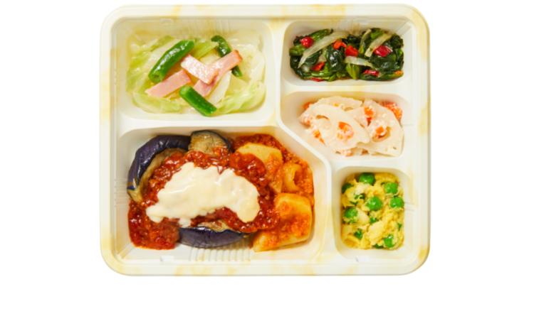 ニチレイフーズ、通販WEB限定の『気配り御膳®』『ウーディッシュ®』10月に新商品